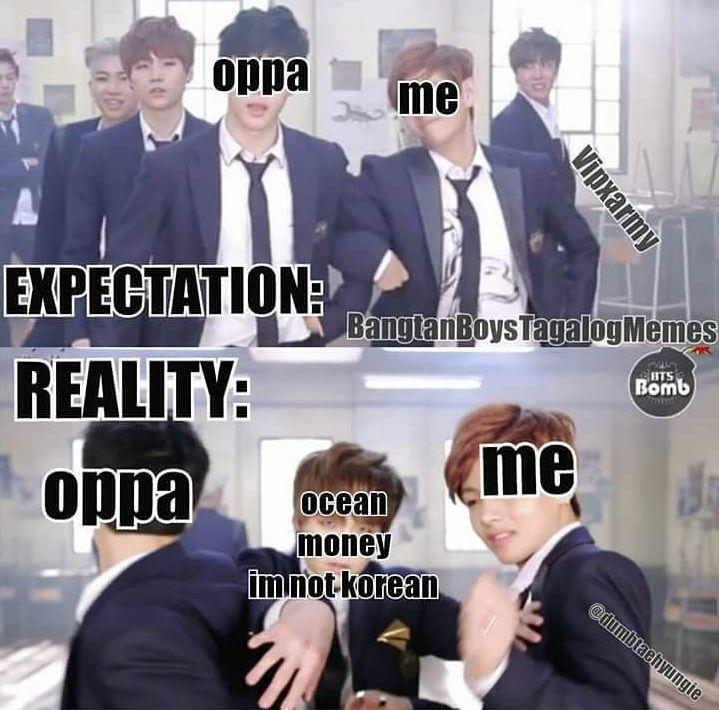 Funny Kpop Meme
