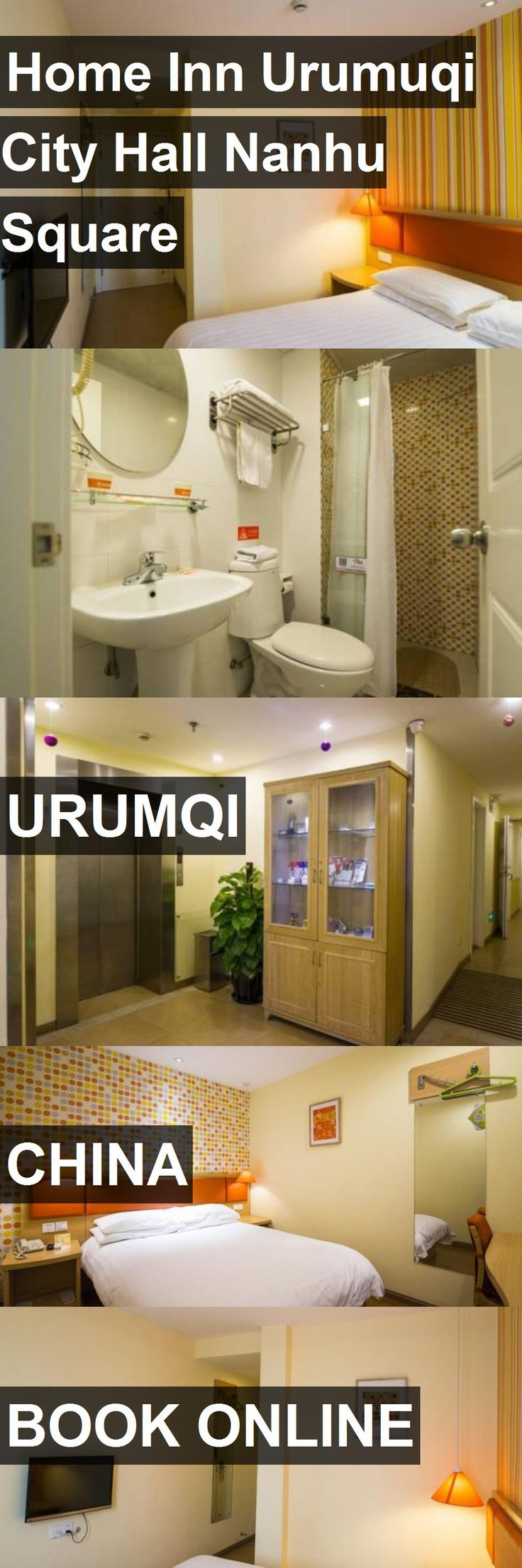 Hotel Home Inn Urumuqi City Hall Nanhu Square in Urumqi, China. For more information, photos, reviews and best prices please follow the link. #China #Urumqi #HomeInnUrumuqiCityHallNanhuSquare #hotel #travel #vacation