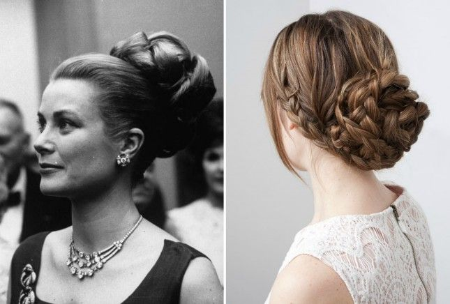 30 Retro Hair + Makeup Tutorials Inspired by Old Hollywood via Brit + Co