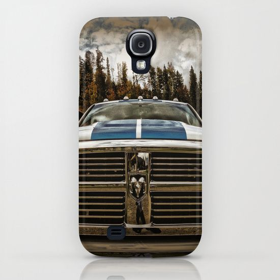 Dodge Automobile iPhone & iPod Case by AngelEowyn. $35.00