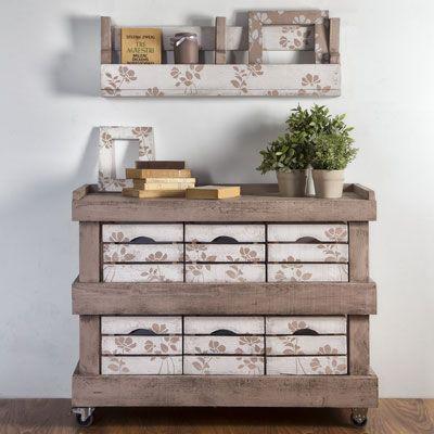 Pittura per mobili cool la vernice effetto laccato - Vernice per mobili ...