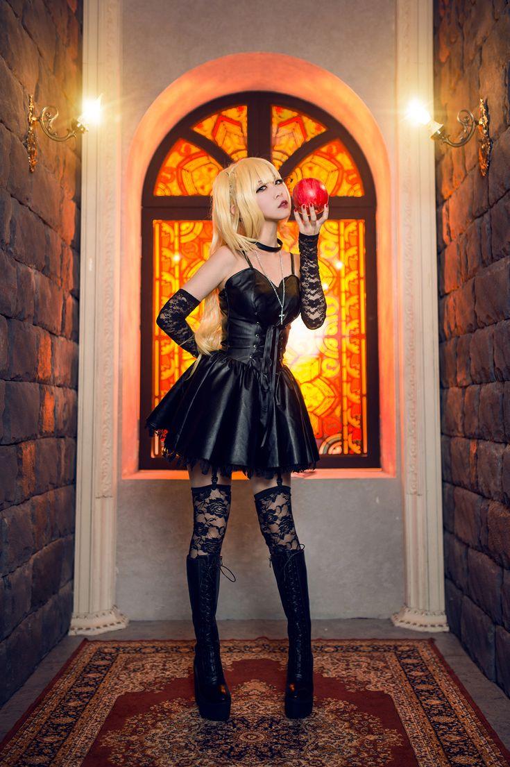 Atsushi(Atsushi) Misa Amane Cosplay Photo - Cure WorldCosplay