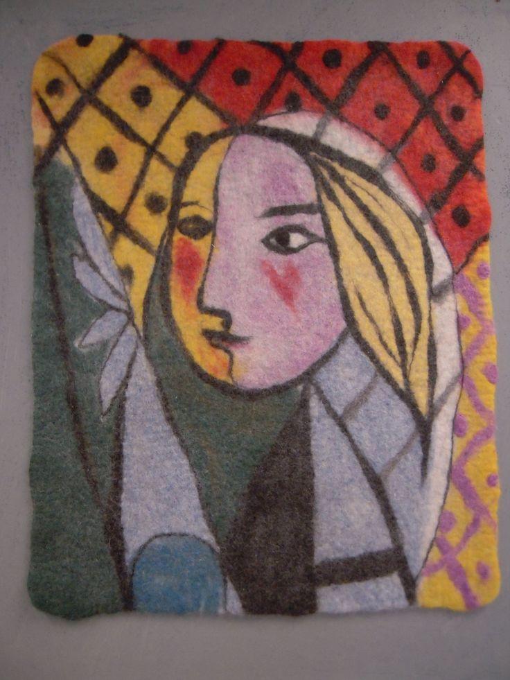 Picassoa huovutuksena