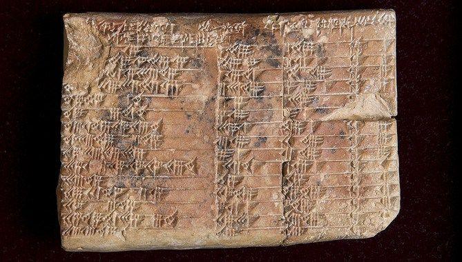 Una tablilla babilónica esconde la tabla trigonométrica más antigua del mundo Artículo publicado por el Servicio de Información y Noticias Científicas (SINC). El arqueólogo que inspiró el personaje…