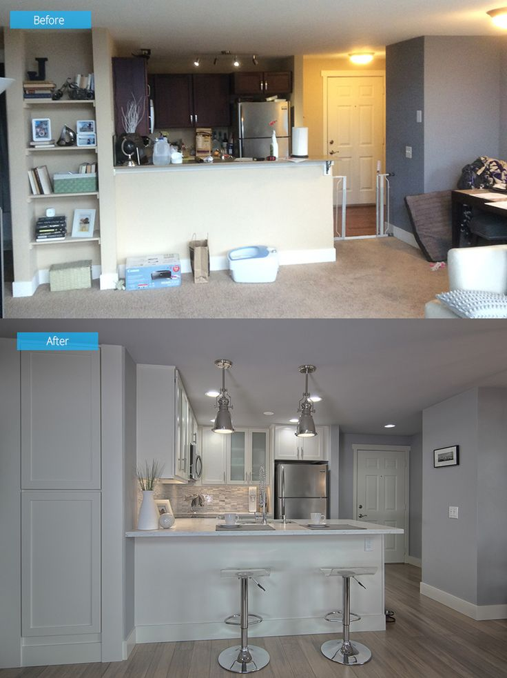 Effective Condo Kitchen Remodel Tips and Ideas 2019 ... on Modern:gijub4Bif1S= Kitchen Remodel  id=82902