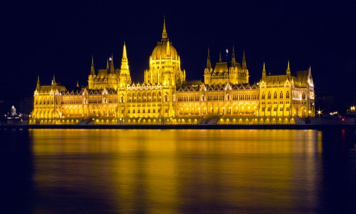 BUDAPEŞTE güzel şehir