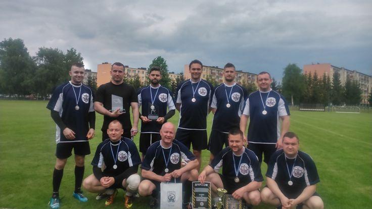 Kolejny drużynowy sukces policjantów z Braniewa...