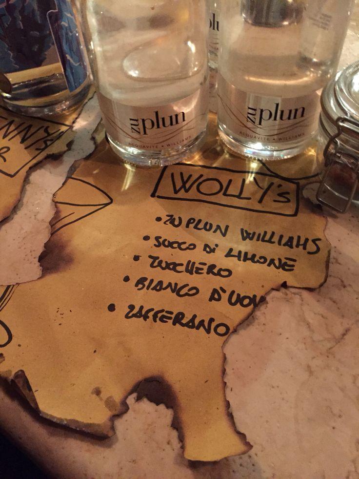 Williams ZuPlun Cocktail