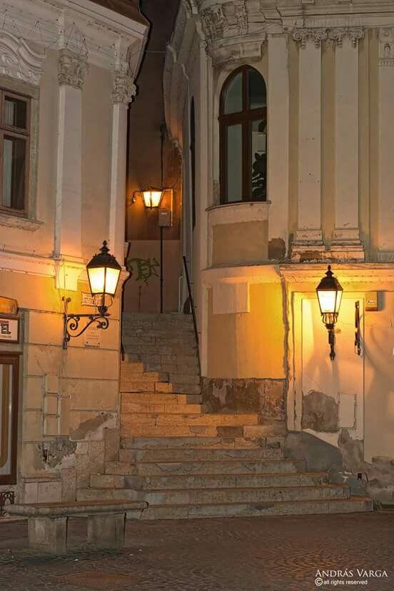 Székesfehérvár, Lépcső utca