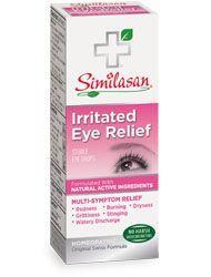 Irritated Eye Relief   Irritated Eye Drops   Irritated Eye Treatment   Similasan USA
