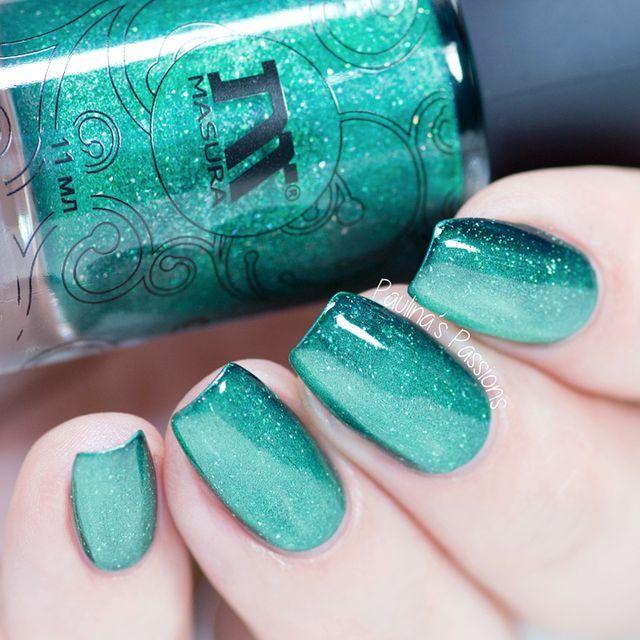 Masura Nail Polish Swatches & Nail Art