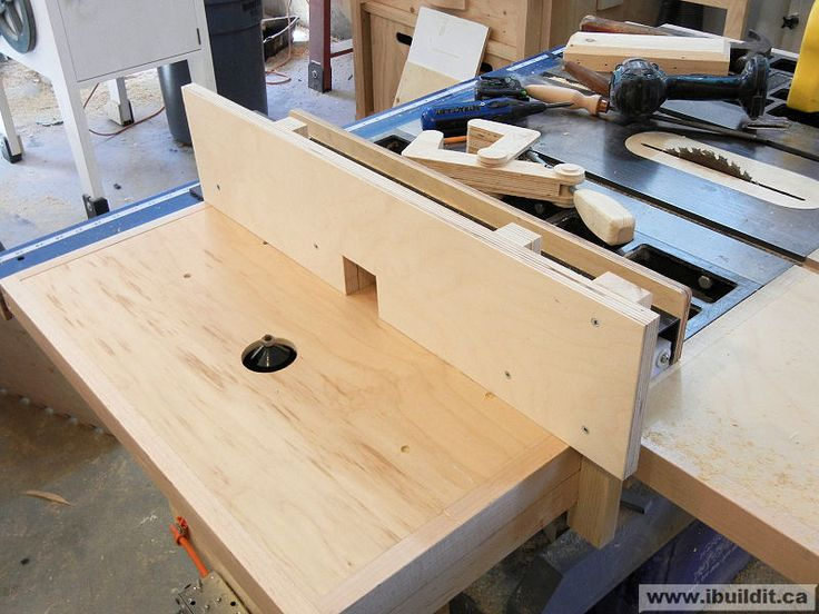 362 best woodworking 9 images on pinterest carpentry tools and table saw extension wing router table greentooth Choice Image