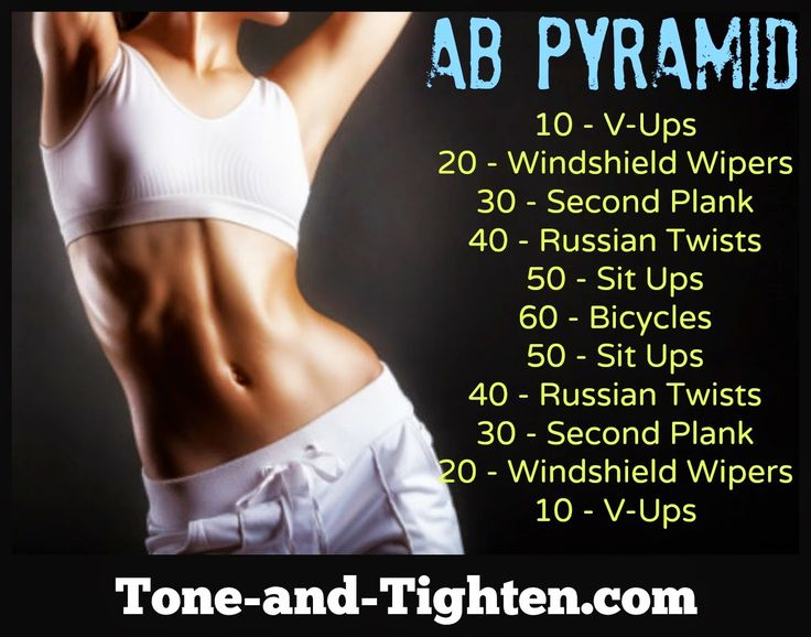 Tone & Tighten: Best dorm room workouts - Weekly Workout Plan - At home bodyweight exercises to get you through the week!
