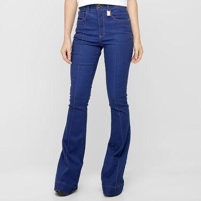 Compre Calça Jeans Zune Flare Cintura Alta Jeans na Zattini a nova loja de moda online da Netshoes. Encontre Sapatos, Sandálias, Bolsas e Acessórios. Clique e Confira!