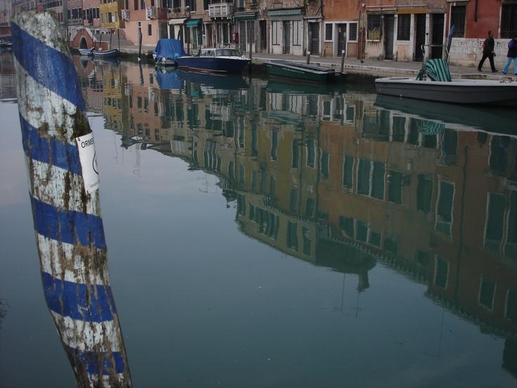 Rio di San Girolamo, Venise — novembre 2005
