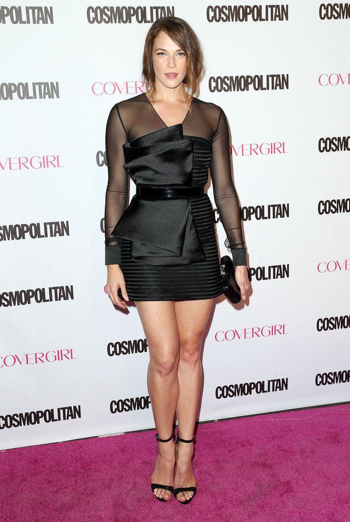Amanda Righetti..