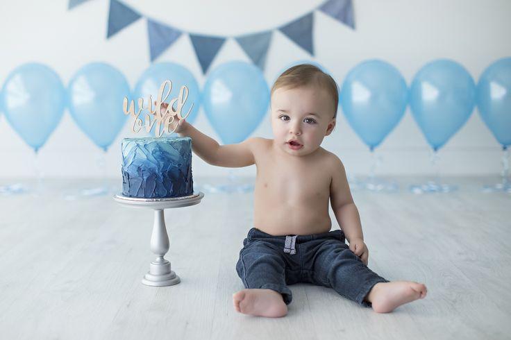 Cake smash, happy birthday