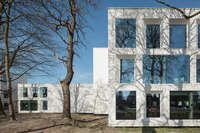 Wil-Ma architecture. Office Machelen. Complete renovation of an abandoned building in Machelen, Belgium
