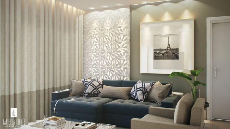 Revestimento Solis repost de @daniellatorresarquitetura : Sala de estar e TV   Ambiente aconchegante e charmoso!  PROJETO AUTORAL Render: @herryson121 #revestimento #cimenticio #concreto #interiordesign #instadecor #interiores #design #decor #maski #luxo #projetoTOP #parede #walldecor #wall #painel #decoracao #homedecor #homedesign #ambiente #suvinil #maskirevestimentos #solis #designlovers #designpatenteado