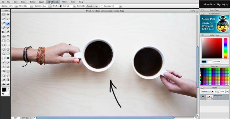 Alternatywy do photoshopa