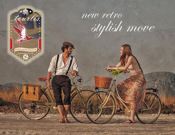 Ride a TOURLIS bike!  GR Ελληνικό πνεύμα, Ιταλικό στυλ, μοναδικό αποτέλεσμα! Αν τα έτοιμα, μοναδικά μοντέλα δεν ικανοποιούν την αισθητική σας, μπορείτε να μας ζητήσετε αυτό που έχετε φανταστεί! EN Greek concept, Italian style, unique result...You can always ask for a custom bike, if the ones ready don't meet your expectations!