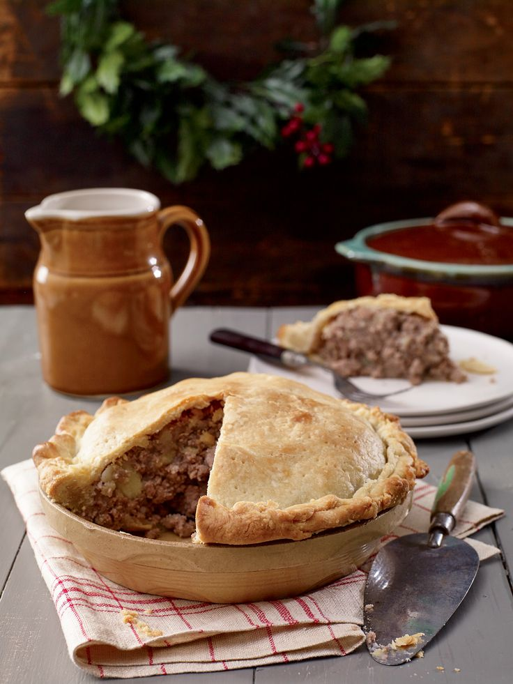 This French Canadian Pork Pie is simple, cozy, and flavorful, and a great way to make use of leftover mashed potatoes.