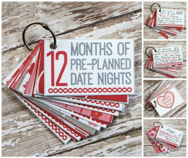 20 Originales y románticos regalos para las parejas que se aman con locura - Imagen 2