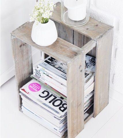Lievelingsbezigheid... Tijdschriften bladeren ieder geschikt moment lekker dwalen