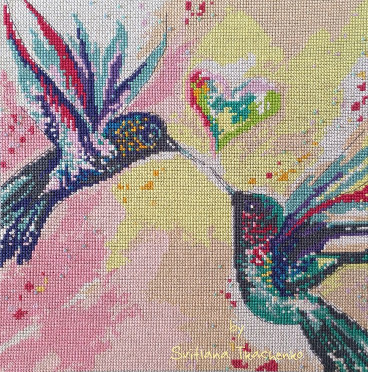 #birdscrosstitch