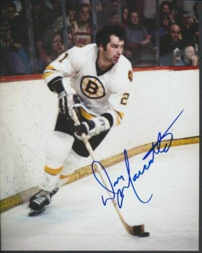 Don Marcotte - Boston Bruins Signed 8x10 NHL Hockey Photo for CAD17.99 #Sports #Mem #Cards #Marcotte Like the Don Marcotte - Boston Bruins Signed 8x10 NHL Hockey Photo? Get it at CAD17.99!