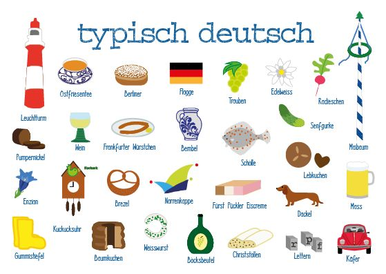 Typisch Deutsch