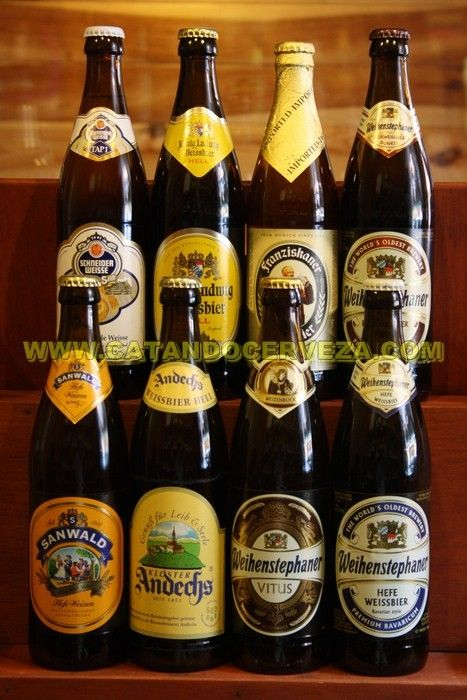 Si quieres la mejor cerveza alemana de trigo pide este pack de cerveza http://www.catandocerveza.com/pack-cerveza-gourmet/147-comprar-pack-cerveza-trigo-alemana.html