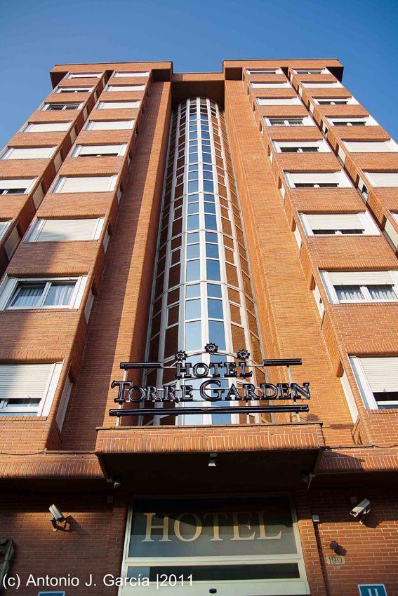 el renovado hotel torre garden es una magnifica opcin para todos aquellos clientes que