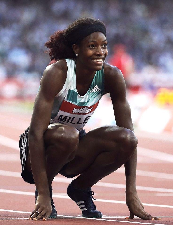 olympic88:    Shaunae Miller (Bahamas)  London - July 22 2016