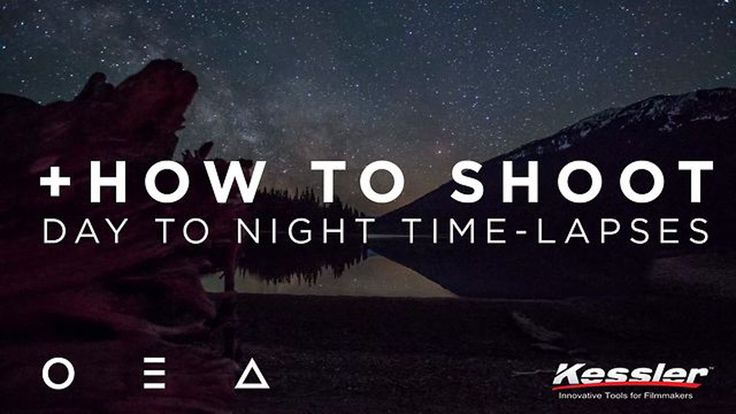 How to Shoot Day to Night Time-lapses. As many people have proclaimed, day to night or night to day time-lapses are the 'holy grail' of time-lapse shooting. They tend to draw the attention of viewers because of their assumed complexity. At the same time, what people don't understand is that they aren't as tough to achieve as they appear. In this video, I will walk you through a few different ways of capturing these types of shots.  For more information, please visit…