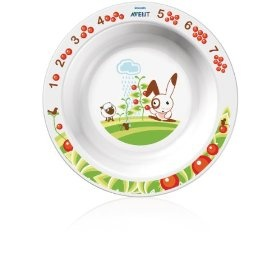 Philips AVENT BPA Free Toddler Big Bowl, 12+ Months 4.99 paid 2.50 - FREE with amazon gift card