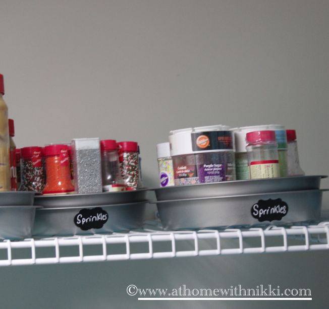 Kitchen Organization From The Dollar Store: 1000+ Images About Organization On Pinterest