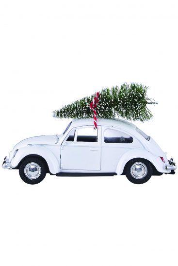 Den populære bil fra Housedoctor med juletræ på taget - skøn folkevogn med juletræ. Se den fine bil fra Housedoctor her på webshoppen.