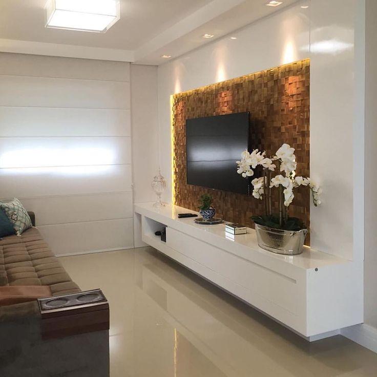 Gestreiften Wänden, Snap Chat, Theater, Garage, Instagram, Wohnzimmer,  Holz, Raumdekor, Kleine Wohnungen