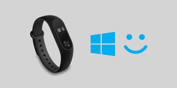 How To Unlock Windows 10 With Mi Band 2