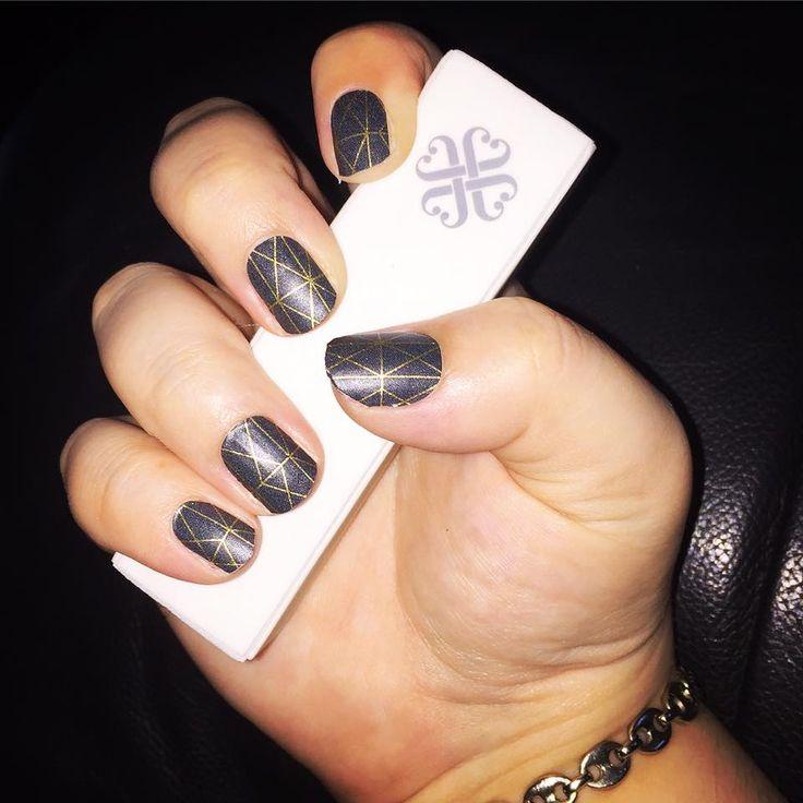 """Brooklyn Bridge"" available at nickystone.jamberry.com #jamberry #nails #beauty #manicure ""brooklynbridgejn"