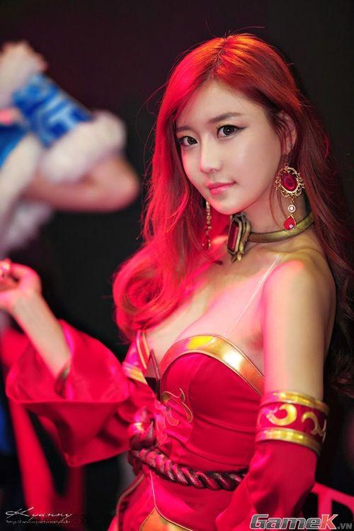 Cosplay Dota hot sexy Choi Seul Gi   Kamu JahaT 21