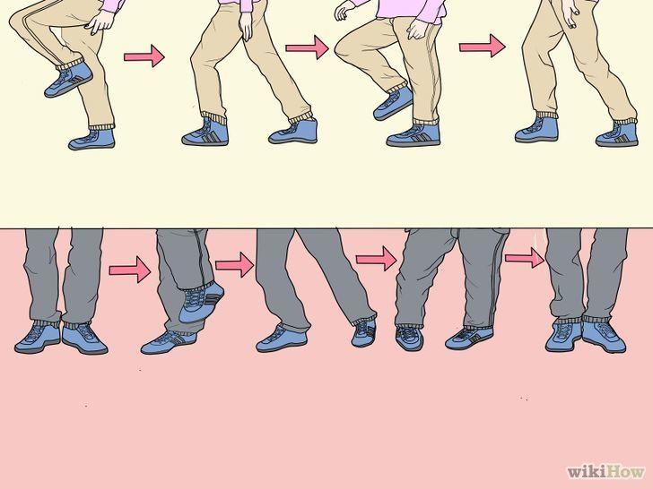 движение танца в картинках учить майкунов