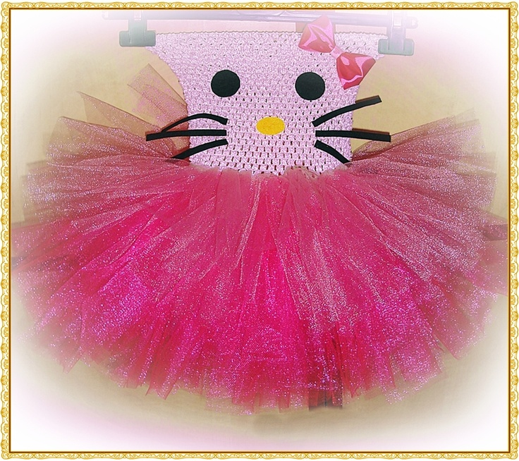 "Rochita TuTu ""Kitty"" (79 LEI la BabyBlingTutu.breslo.ro)"
