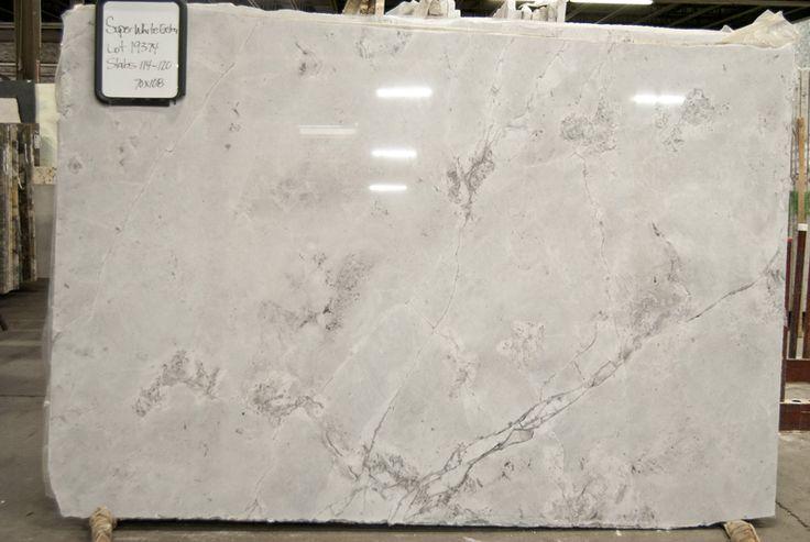 Super White Extra Polished Quartzite Kitchens Super