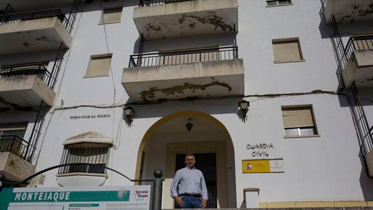 La Audiencia Nacional da la razón a este ayuntamiento de la Serranía en su pleito contra el Ministerio de Interior por la propiedad del antiguo cuartel de la Guardia Civil.