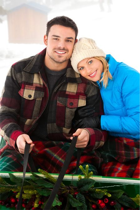 """Its a Wonderful Movie - Your Guide to Family Movies on TV: """"Let it Snow"""" starring Candace Cameron Bure"""