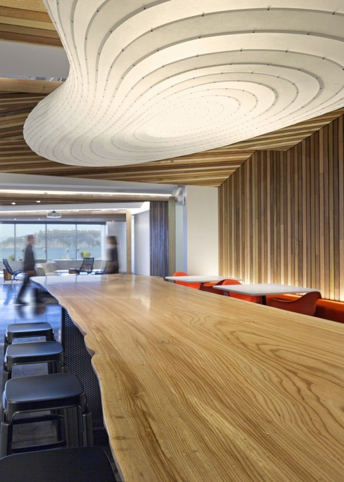 Autodesks New San Francisco Offices....