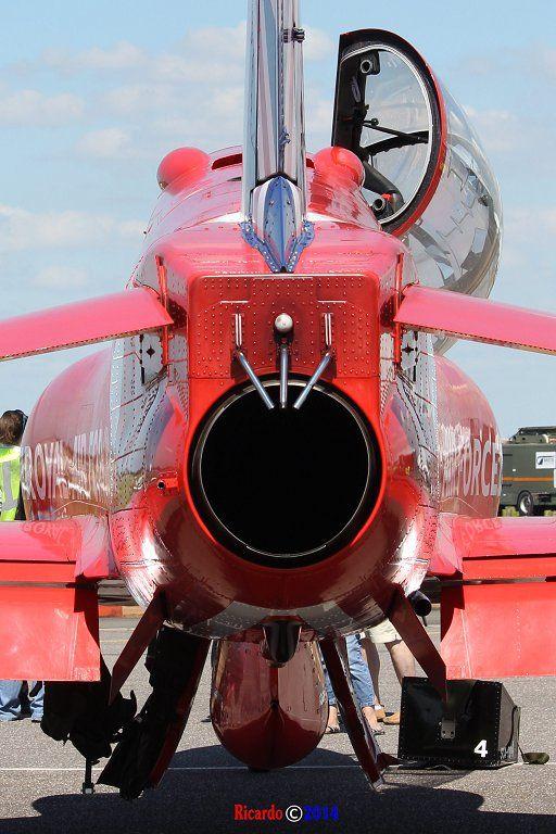 AirplanesGoneWild, Red Arrows