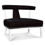 side chairs - addison chair in belgium black